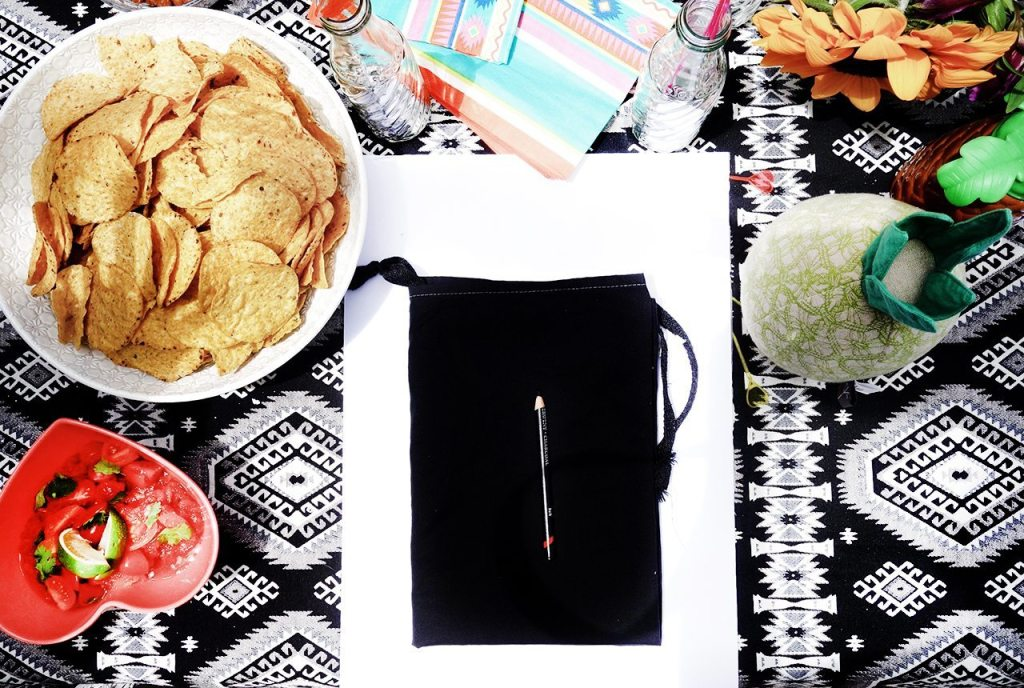 Mexican Themed Hens Night What To Have Instead of A Stripper Life Drawing