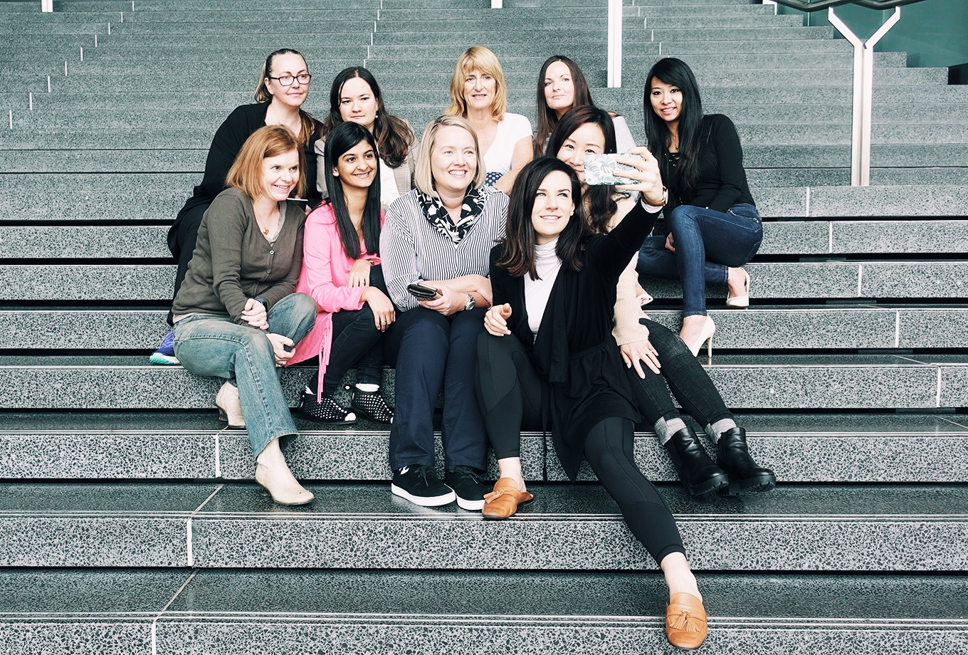 University of Auckland MBA Girls of Cohort 48
