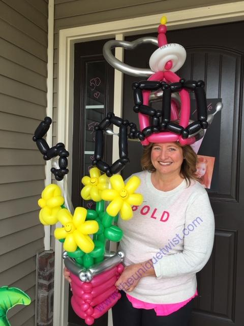 50_bday_hat_and_flower