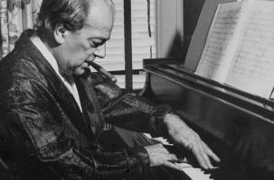 Heitor Villa-Lobos Pianist/Composer