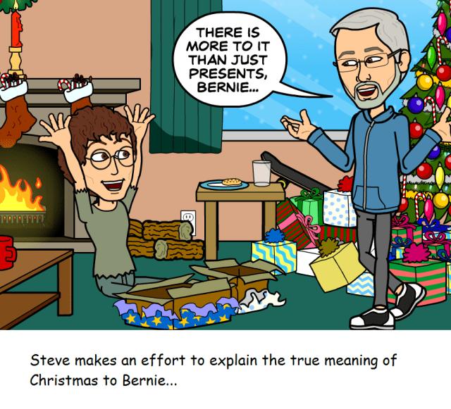 merry christmas - presents