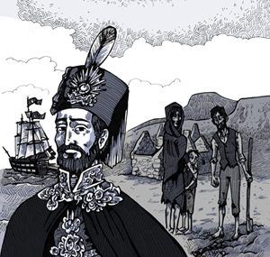 The Unknown Sultan – Illustrated Storybook
