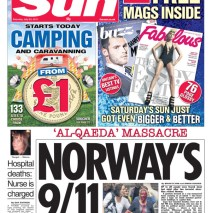 Dr Mark Humphrys and the Norwegian Terrorist