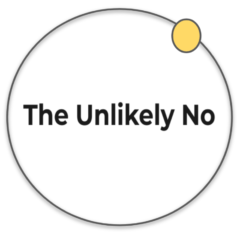 The Unlikely No