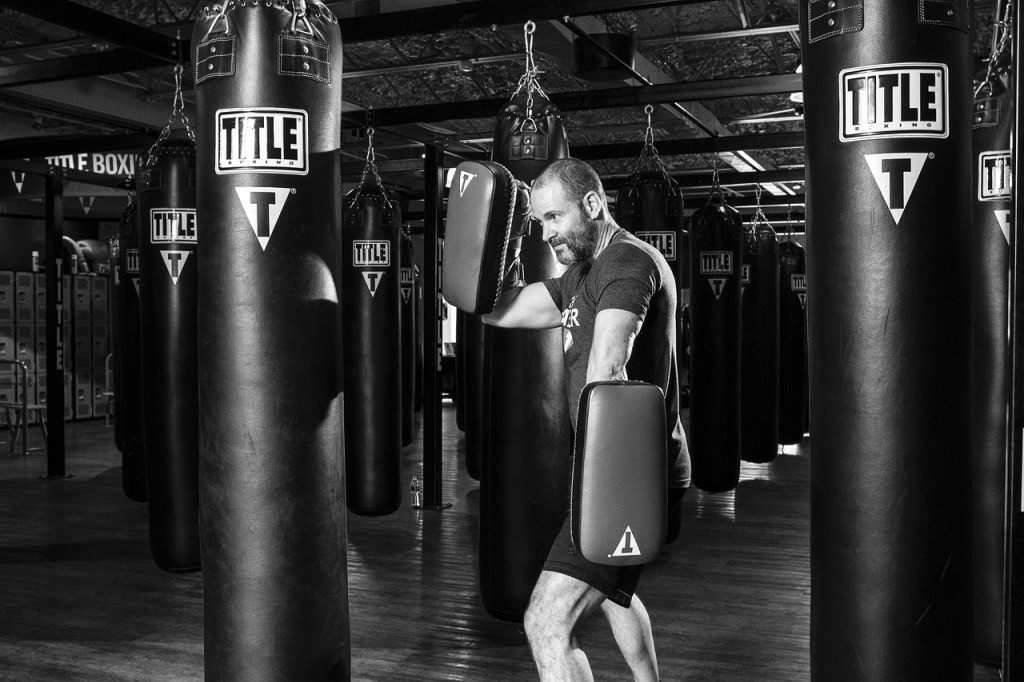 Boxing Training For Fitness 2