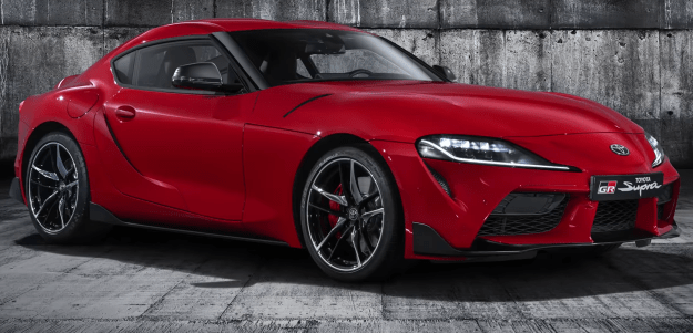 The Toyota Supra & Other Sports Cars for 2020