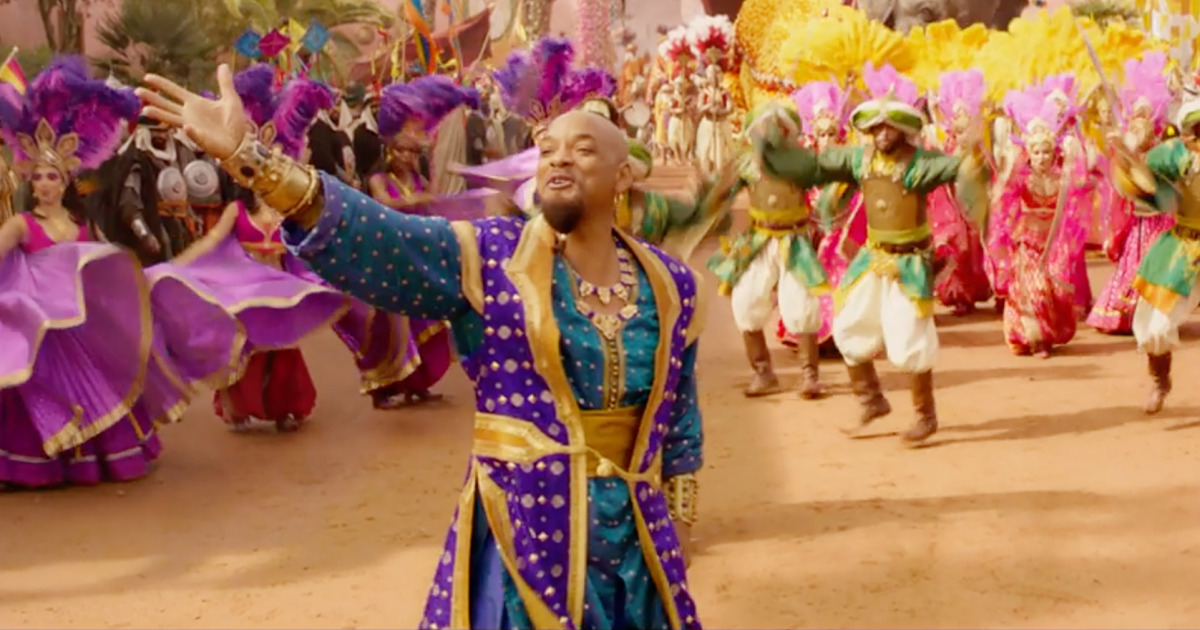 Aladdin Becomes Will Smith's Highest Grossing Film Ever