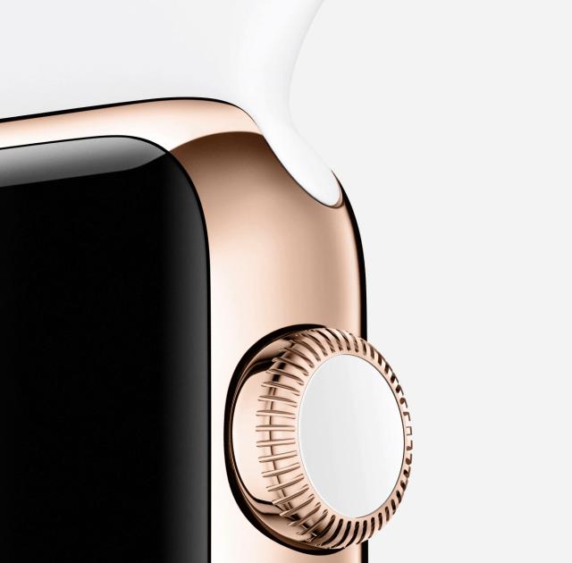 Apple Watch Digital Crown