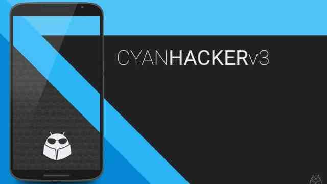 CyanHacker ROM