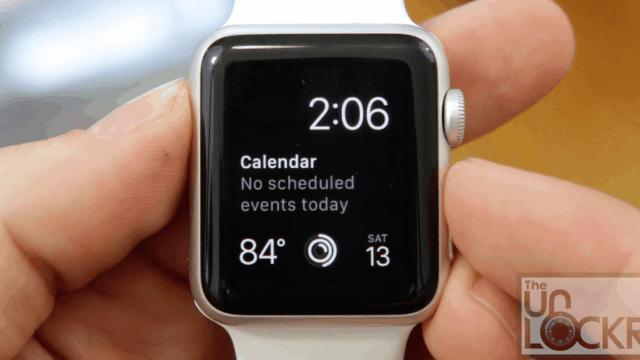 Apple Watch Walkthrough