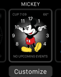 Mickey Watch