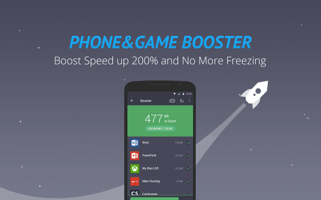 phone and game booster