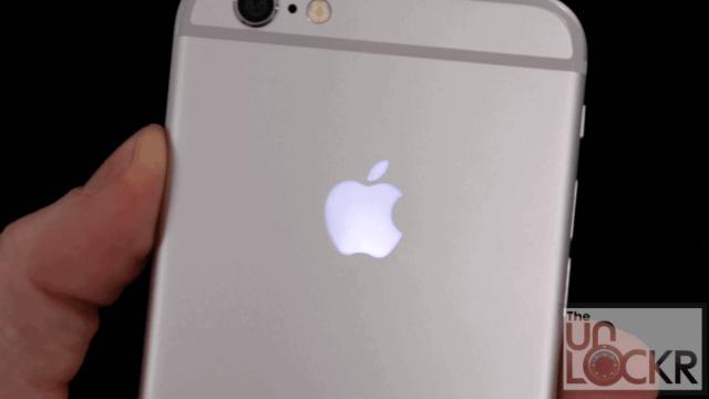 Apple Logo Light Up Like a Macbook
