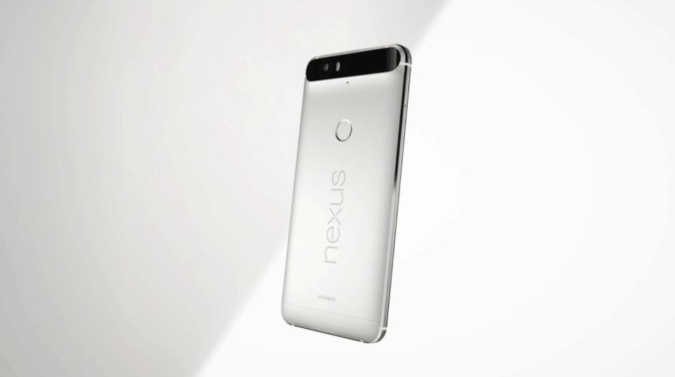Nexus 6P Aluminum Body
