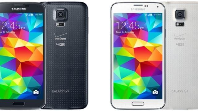 Root Verizon Samsung Galaxy S5