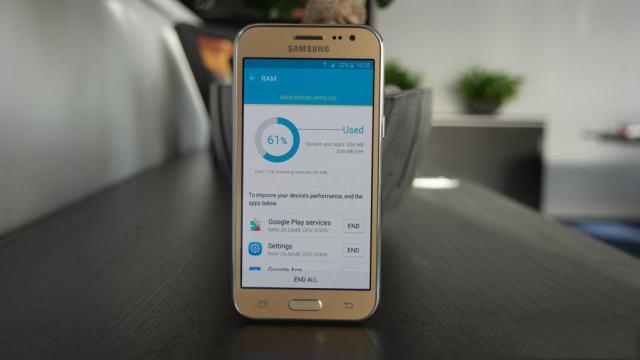 Unroot Samsung Galaxy J2