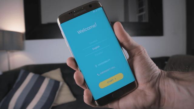 Unroot Galaxy S7 Edge
