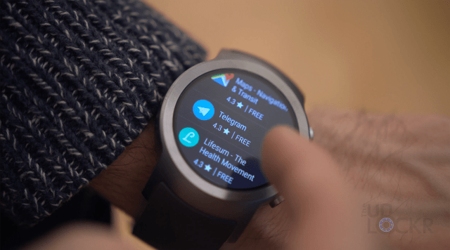 Android Wear 2.0 Apps