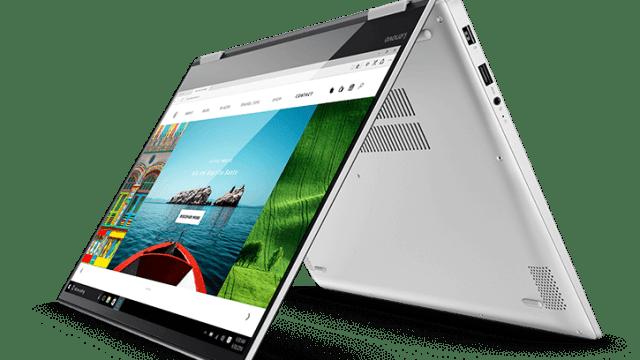 Lenovo Yoga 720 Tented