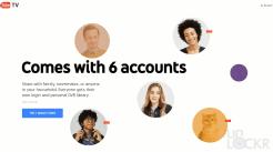 YouTube TV Accounts
