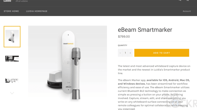 Smartmarker Pricing