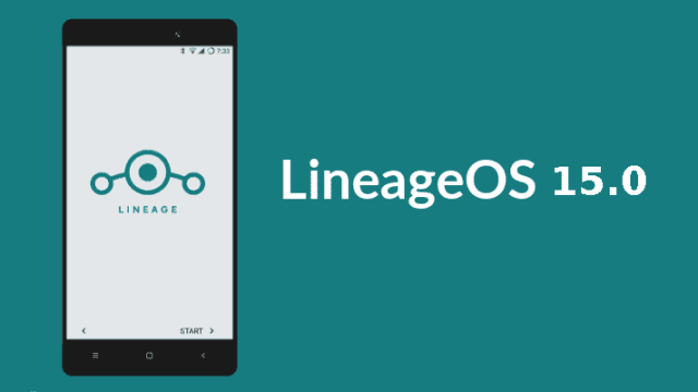 LineageOS 15.0