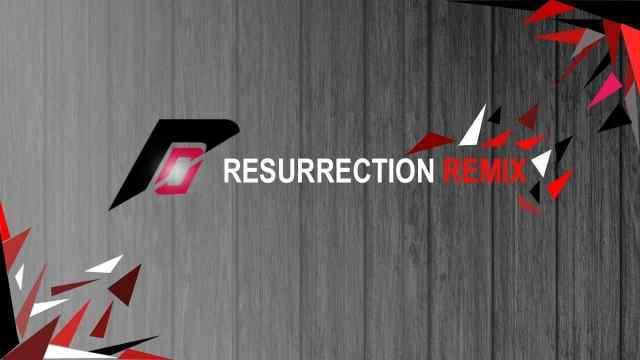 Resurrection Remix MM