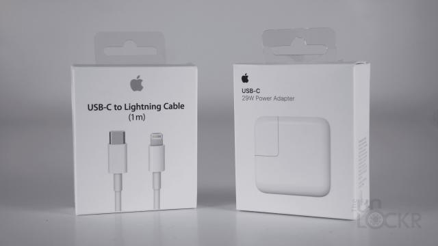 Apple Fast Charging