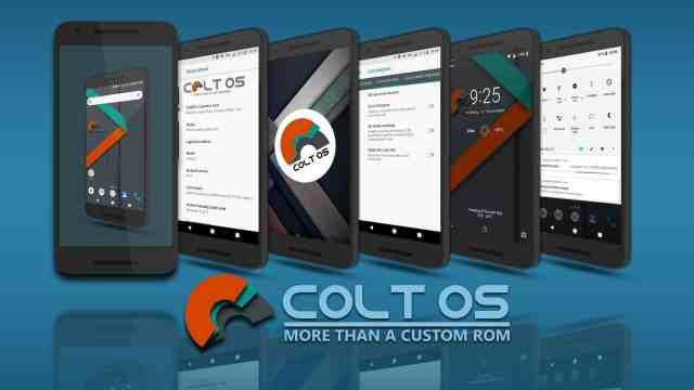 Colt OS