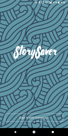 Log In to Storysaver