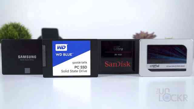 Best Internal SSD for 4K Video Editing