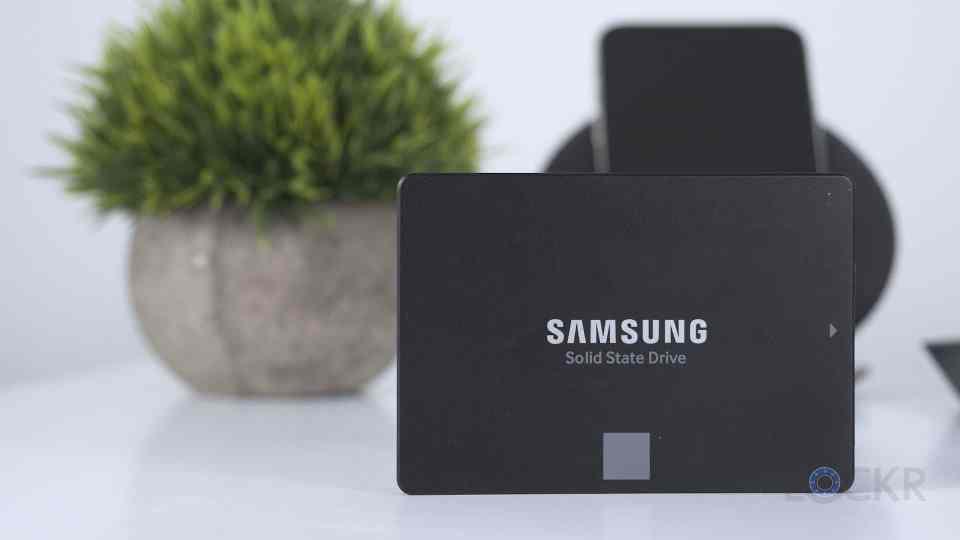 Samsung 860 EVO SSD 2