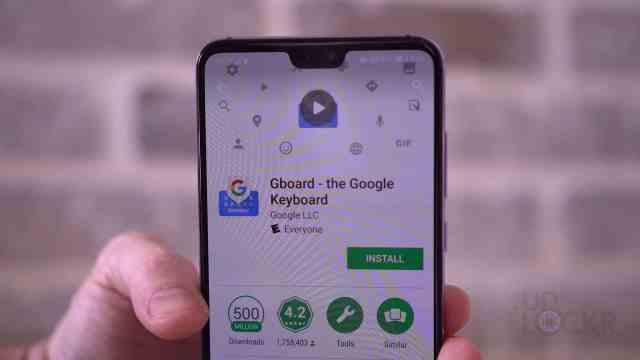 Download Google Keyboard