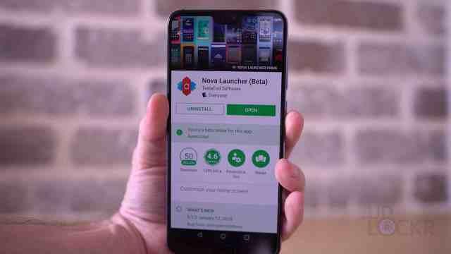 Download Nova Launcher