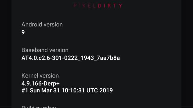 PixelDirty