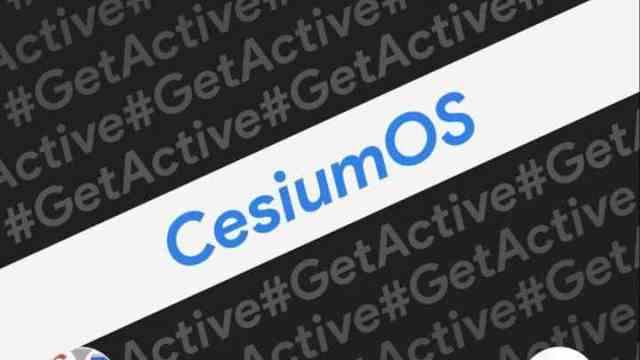 CesiumOS