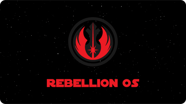 RebellionOS Rebelized