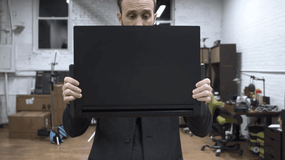 Acer ConceptD 9 Size