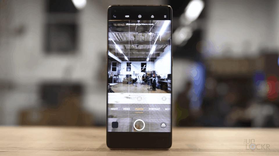 Oppo Find X2 Ultra Wide Camera