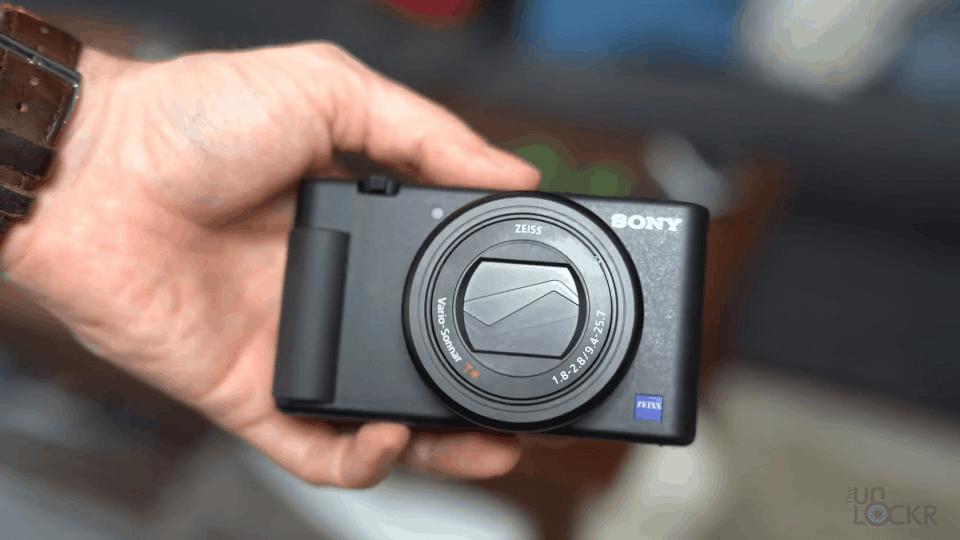 Camera Size