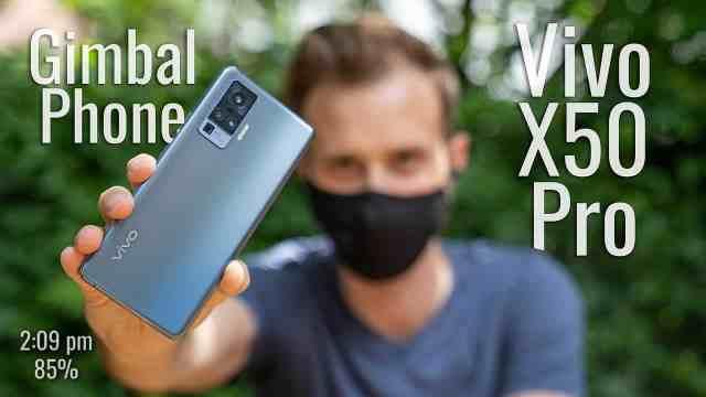 Vivo X50 Pro Thumbnail