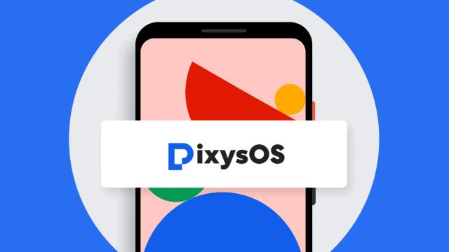 PixysOS