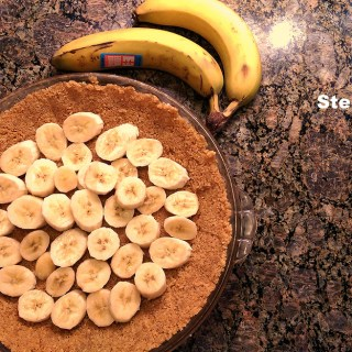 Banana Cream Pie: An adventure through time.