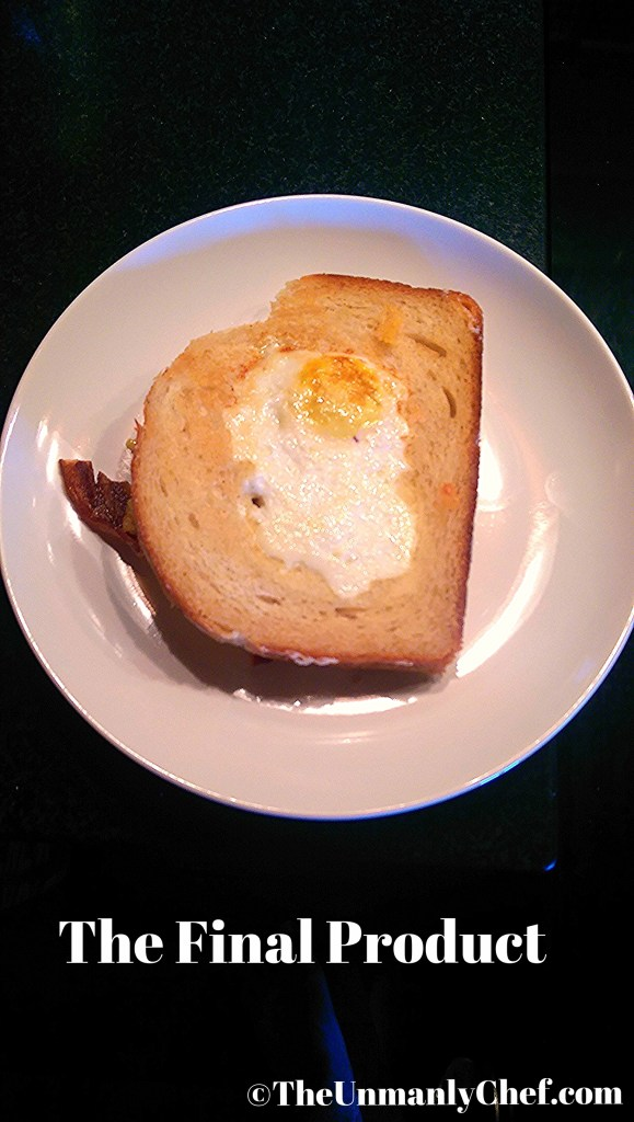 Egg in Bread
