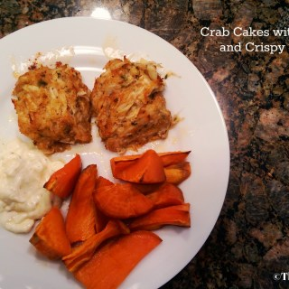 Crab Cakes & Old Bay