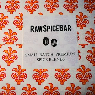 RawSpiceBar: February, Indian Spices