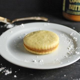 Cookie Butter Cookie Sandwich