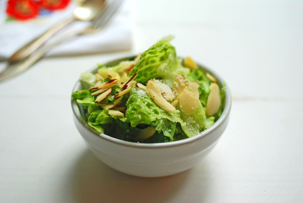 Caesar Salad 1