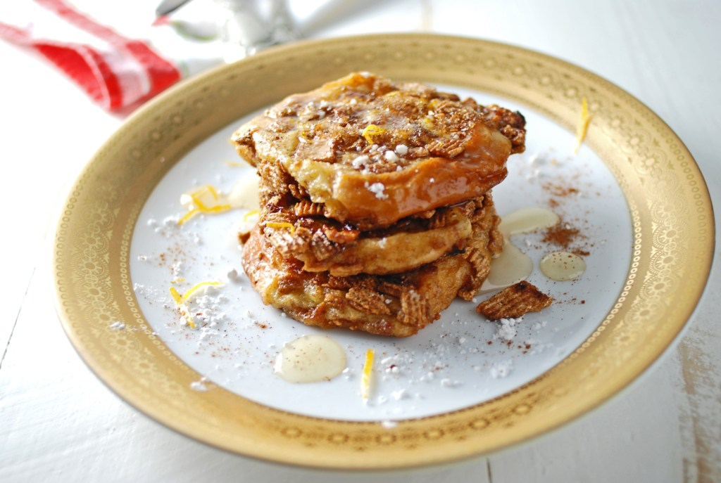 Golden Grahams French Toast