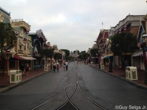 Disneyland Magic Morning
